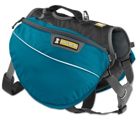 Ruffwear, Approach Pack, bl�