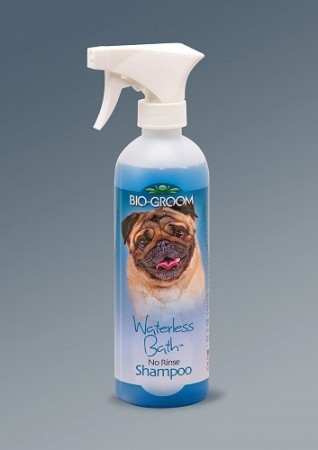 Bio Groom Waterless 480 ml